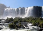 The beautiful Iguassu Falls in Argentina