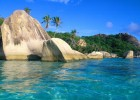 The Seychelles is great for luxury sailing